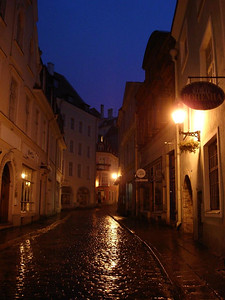 Estonia: A wet night in Tallinn was our introduction to the most beautiful of the Baltic cities. It was a great day in the morning and we thoroughly explored all the castles, churches, 2nd hand-clothing shops and internet cafes before our late night departure to Russia.