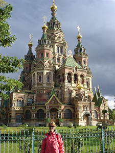 Russia: St Petersburg is a beautiful city, and Moscow is a suprisingly vibrant and cosmopolitan city. But the real highlights of Russia were out in the countryside. The beautiful churches and old cities of the Golden Ring are the enduring images of our time. The onion domes were the first real indication that we were on our way to Asia, but the churches were the reminder that we were still in Europe. This church was actually just south of St Petersburg, near Peterhof Palace, and shows how beautiful a place of worship can be. I wish they would get rid of the horrid icons inside though...