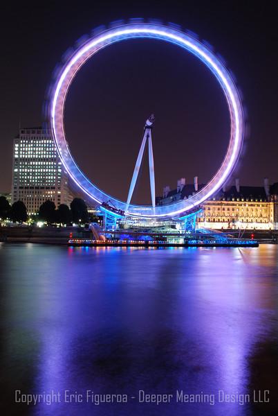 The London Eye  London, England