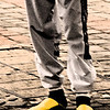 Yellow Shoes...