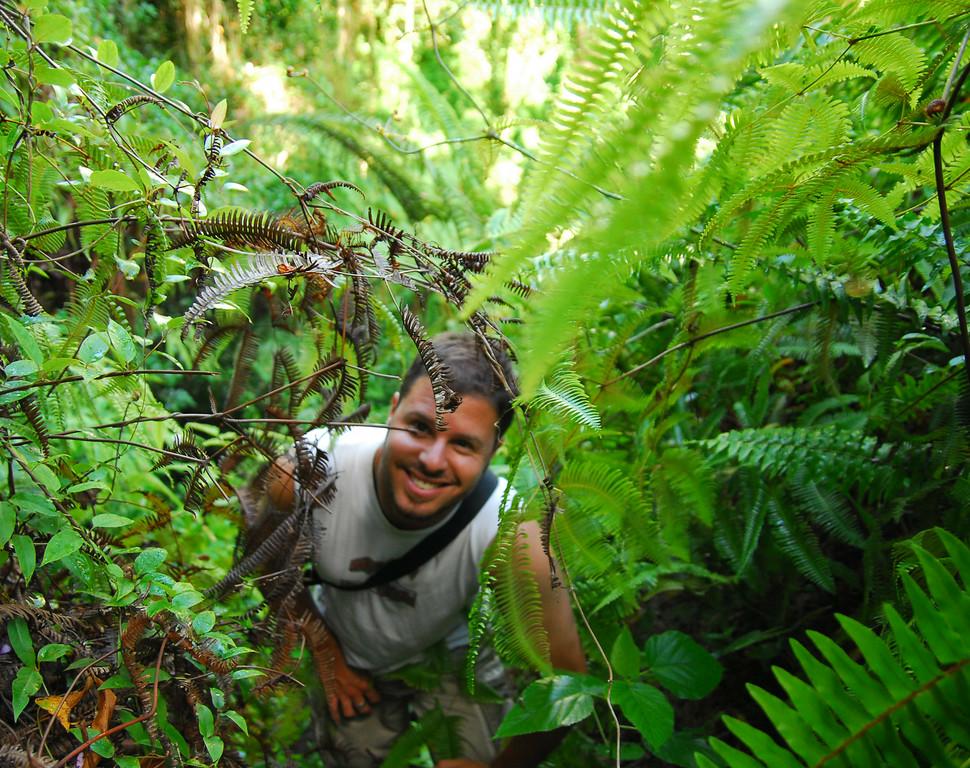 Jungle Jared in Pahoa