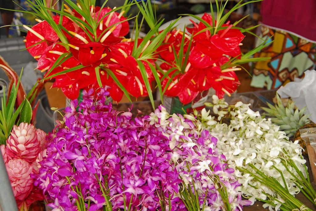 Farmers market flowers again
