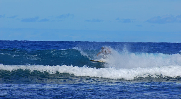East coast surfers