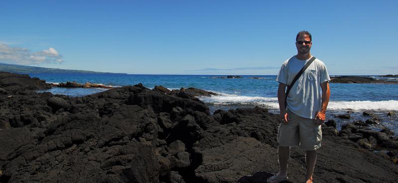 Jared chillin on the east coast, HI