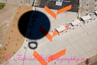 Orange Balloon Shadow 02
