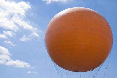 Orange Balloon 05 sm