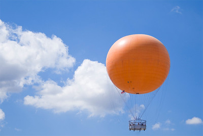 Orange Balloon 06 sm