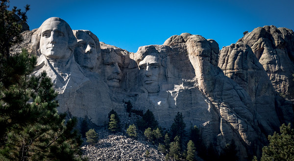 The Black Hills Monuments