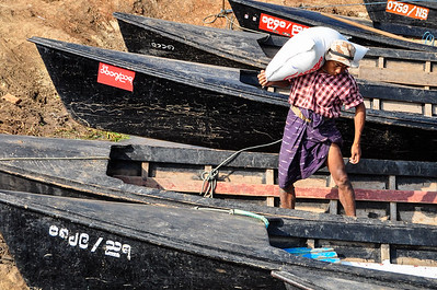 The Burmese at Work