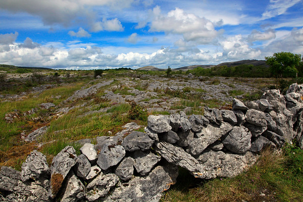 The Burren  -  West Coast of Ireland