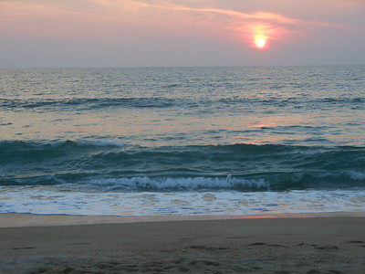 Outer Banks, NC (1): Kill Deveil Hills, Wright Brothers Park, Corolla 8/7 - 8/8/14