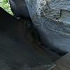 exploring the rocks, Chimney Rock