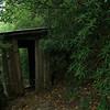 Appalachian-style shelter, Chimney Rock S.P.