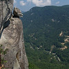 Chimney Rock-- Devil's Head