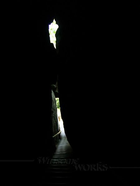 """Eye of the Needle"", Chimney Rock S.P."