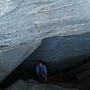 Seth in the rocks