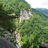 Chimney Rock S.P., NC-- wide-angle view