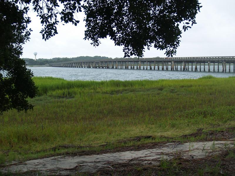 Bridge to next island