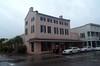 Street in historic downtown Beaufort, SC