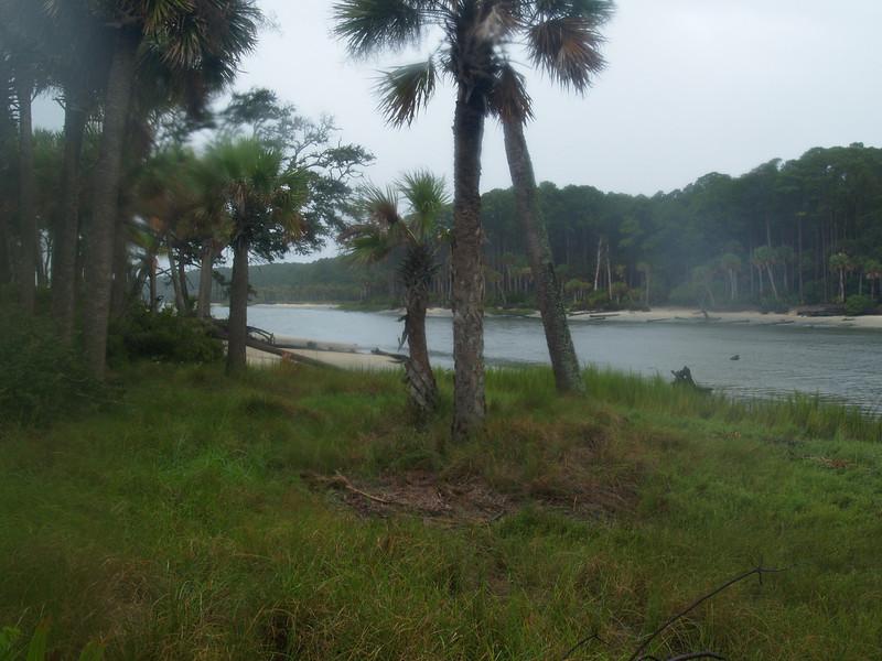 Lagoon, Hunting Island
