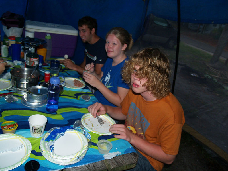 Camper dudes