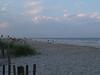 Ocean at Hunting Island S.P., dusk