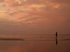 Rob in sunrise, Hunting Island