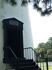 Doorway of lighthouse, Hunting Island S.P.