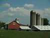 Farm scene along Rt. 81, VA
