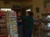 Trudy & Lydia, Aunt Bonnie & Uncle Phil's store