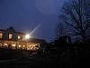 Nightfall at the Blatz!