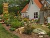 Bonnie's gardens behind store