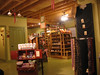 Inside Troyer's Country Amish Blatz-- health products, dry goods, etc.