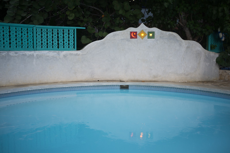 Pool at The Caves