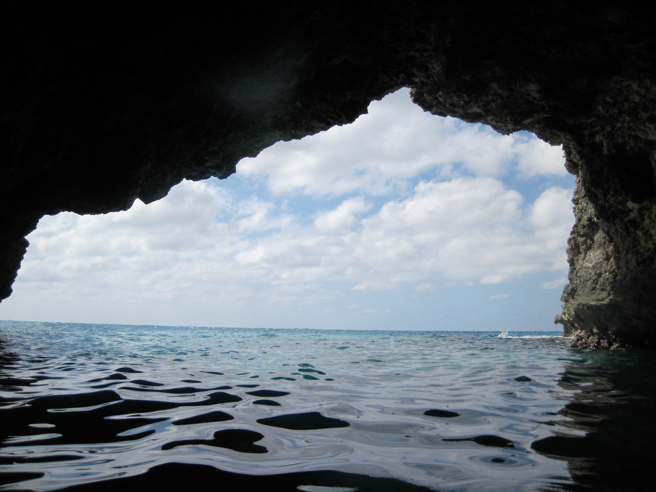 Mouth of Moonbeam Cave