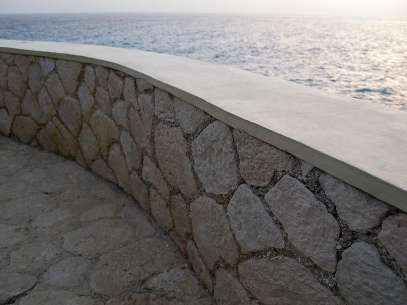 Wall Cliffside below Sundancer