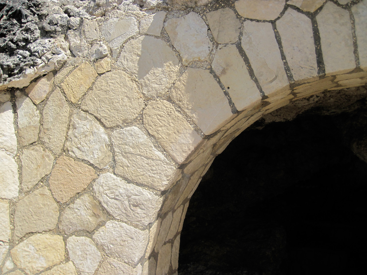 Moonbeam Cave Archway