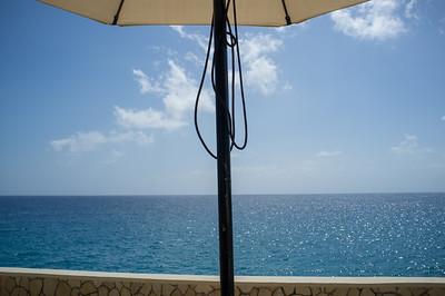 Umbrella at Pool