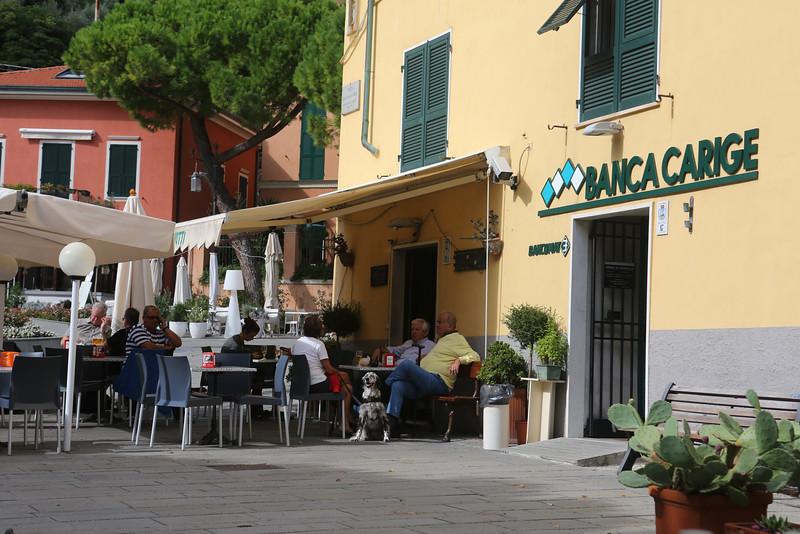 Our lunch destination in Portovenere.