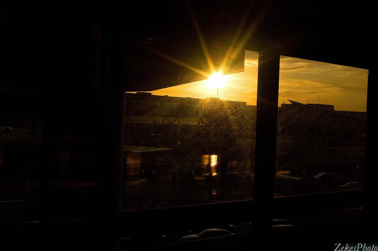 jfk sunrise