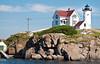 Nubbles Lighthouse, York, Maine