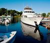 Luxury Charter Yacht,  Camden Harbor, Maine