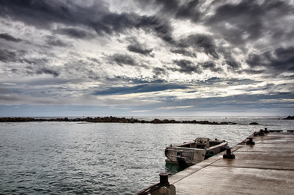 Roratonga coastline