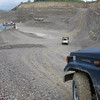 ATW off-road training in Ins, Switzerland