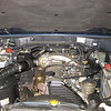 4.2 liter original Toyota engine, no turbo. 12 Volt system with two starter batteries.
