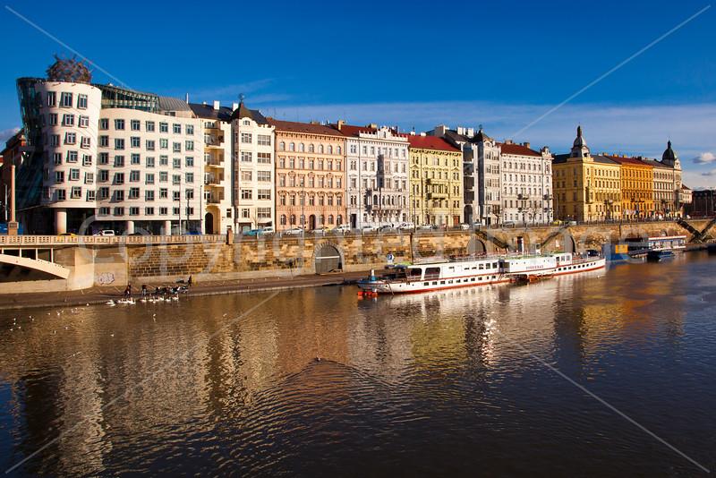 Vltava Riverfront