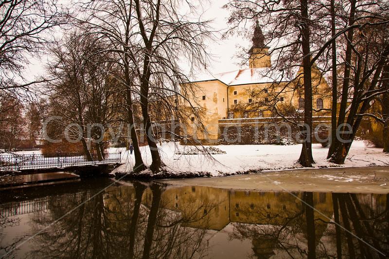 Telc Castle