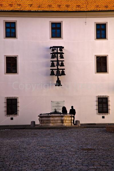 Spilberk Castle Carillon Brno