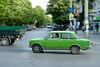 A Bulgrian Lada in Ruse.