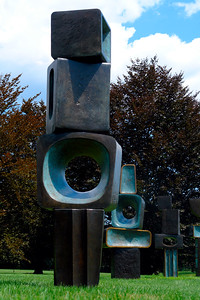 Barbara Hepworth Sculptures The Family of Man
